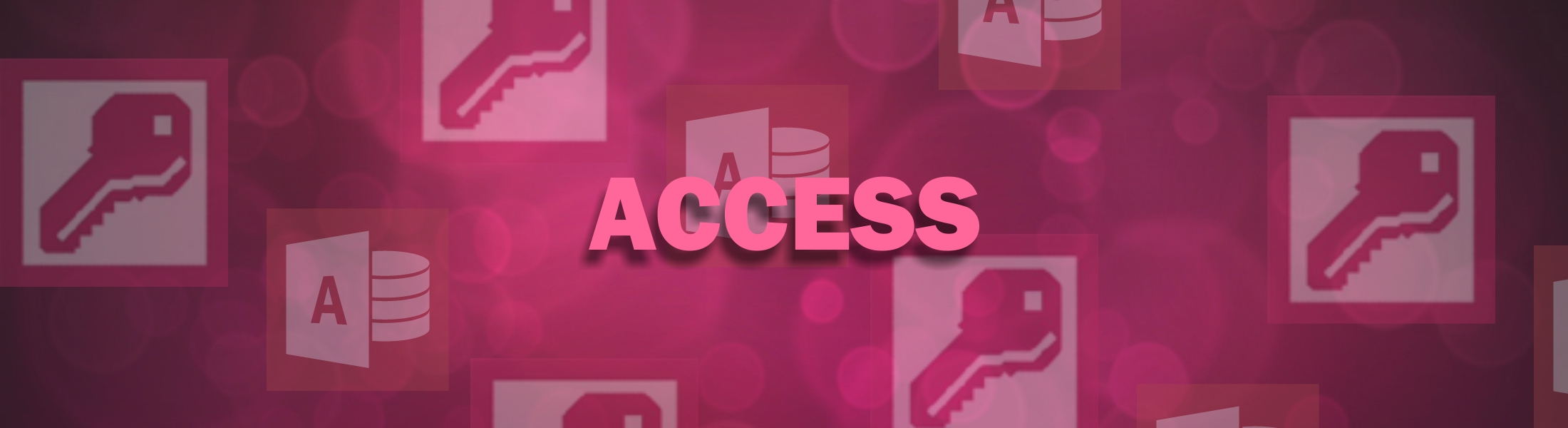 courese ms access